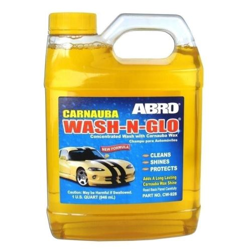 Abro wax shampoo, 946 ml