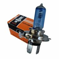 H4 halogen bulb car, P43T, 12V, 60 / 55W, 1 pc.