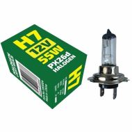 H7 Halogen car bulb for headlight /  projector, 12V, 55W, PX26d, 1 piece