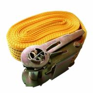 Ro Group cargo ratchet fastening strap  , 1000 kg, 6 m, 1 piece