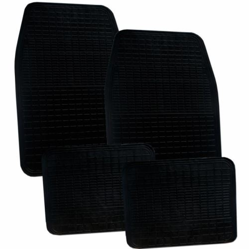 Pilot rubber mat sets, 4 pieces / set