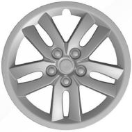 "Set of 4 pieces wheel covers 15 ""Hollywood"